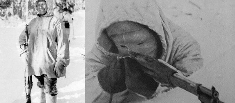 Fakta Tentang Simo Hayha, Penembak Jitu Finlandia